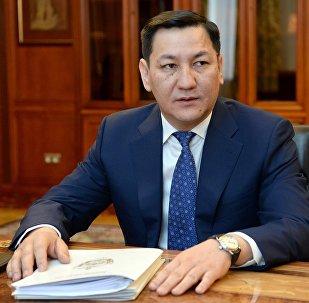 УКМКнын мурдагы башчысы Абдил Сегизбаев. Архив