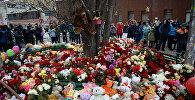 Зимняя вишня соода борборунда каза болгондордун урматына коюлган гүлдөр