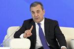 Первый заместитель председателя верхней палаты парламента Узбекистана Садык Сафаев. Архивное фото