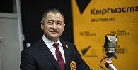 Аксы райондук каратэ-до федерациясынын президенти, машыктыруучу Бообек Нурматов
