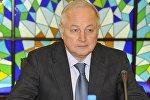 Директор Региональной антитеррористической структуры ШОС Евгений Сысоев. Архивное фото