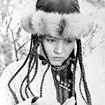 Эрте келген турналар тасмасында Мырзагүлдүн ролун аткарган Нургүл Киндербаева, 1979-жыл
