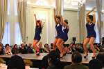 Соблазнительные танцы: как выбирали Мисс Бишкек — 2018. Видео