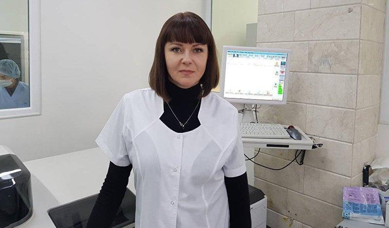 Производственный директор Интелмед — Бонецкий Ирина Калиничева