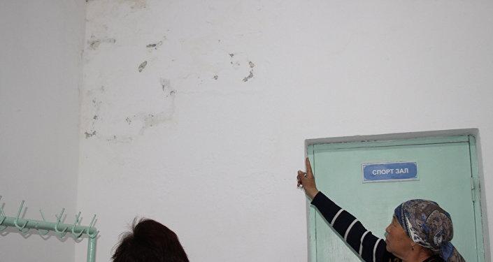 Мектеп 2011-жылы эле салынып, колдонууга берилген