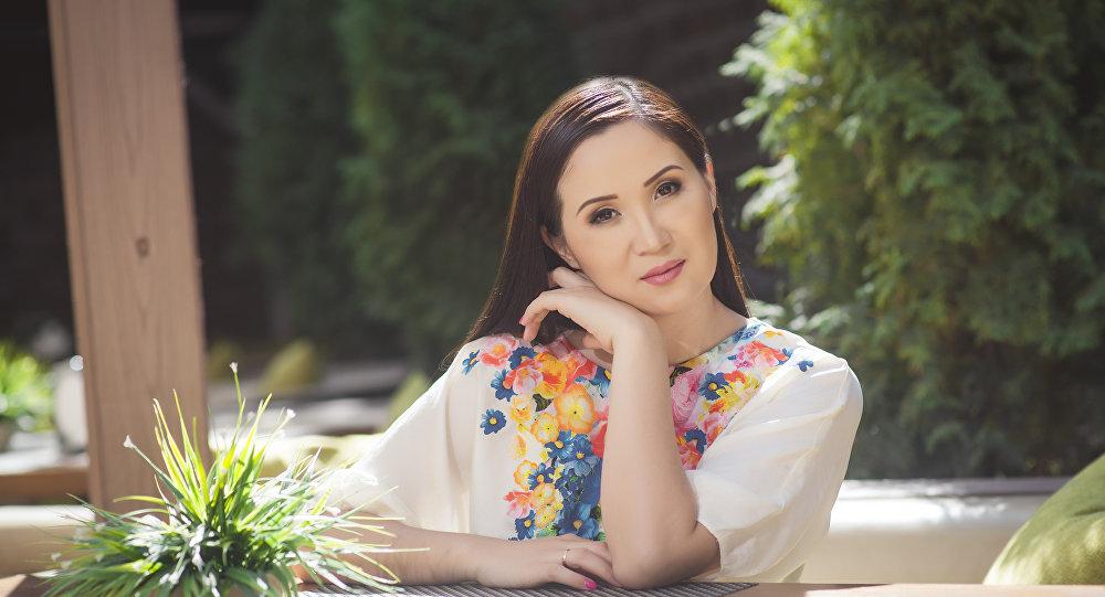 Дерматокосметолог Айнура Сагынбаева