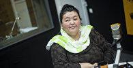 Билим берүүнүн отличниги, мугалим Дамира Жумабаева Sputnik Кыргызстан радиосунда