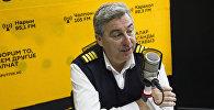 Командир самолета авиакомпании Tez Jet, который совершил аварийную посадку из-за отказа одного из двигателей Дмитрий Палашкин