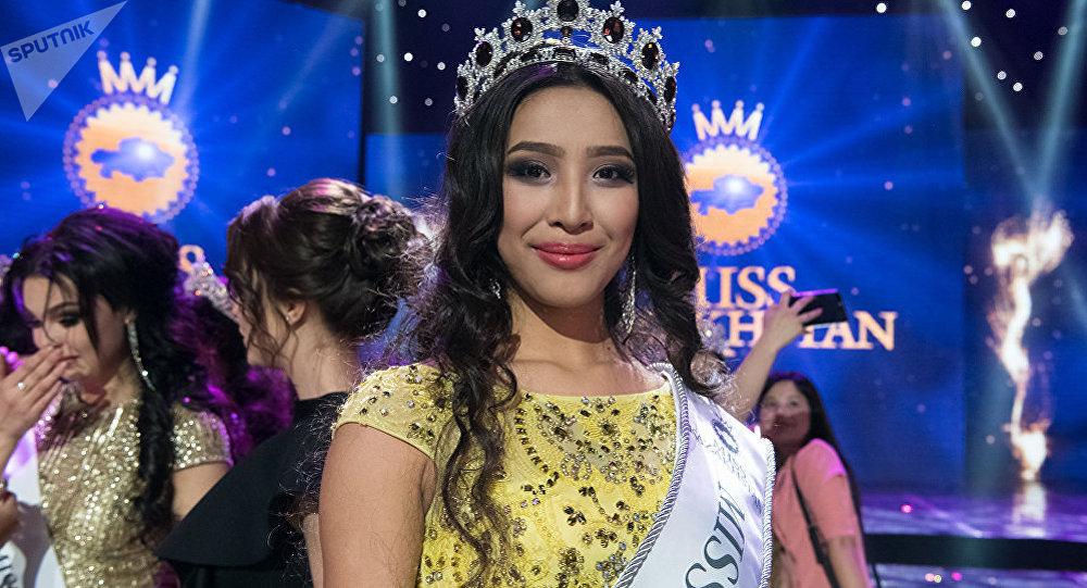 Победительницей республиканского конкурса Мисс Казахстан — 2018 стала 16-летняя Альфия Ерсайын из Атырау