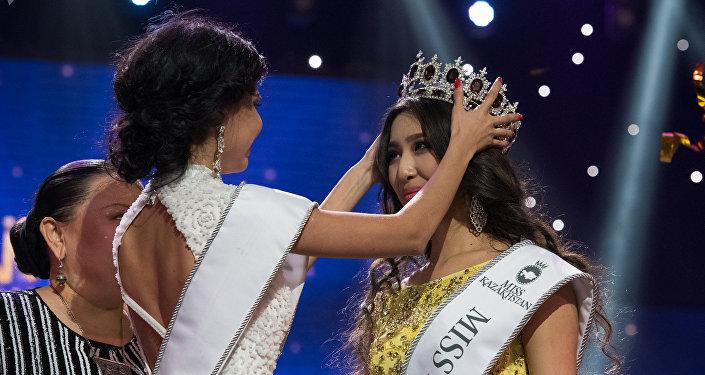 Финал конкурса Мисс Казахстан — 2018