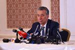 Заместитель председателя Социал-демократической партии Кыргызстана Фарид Ниязов. Архив