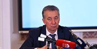 Кыргызстандын социал-демократтар партиясынын мүчөсү Фарид Ниязовдун архивдик сүрөтү
