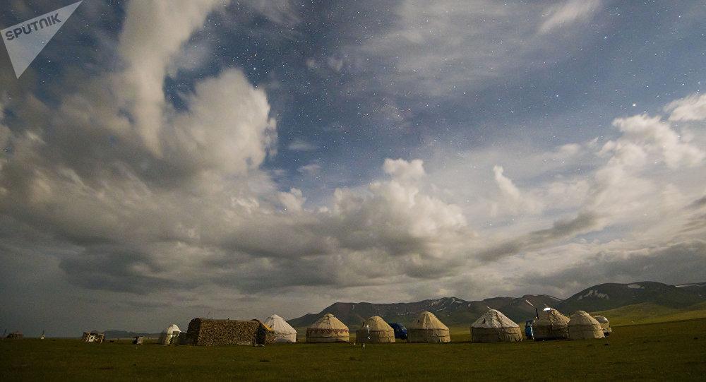 Кыргызстан. Архивдик сүрөт