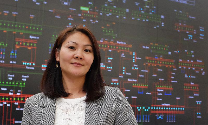 Руководитель пресс-службы ОАО Национальная электрическая сеть Кыргызстана Эльзада Саргашкаева