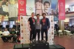 Кыргызстанец Самат Надырбек уулу стал победителем международного чемпионата по вольной борьбе в США