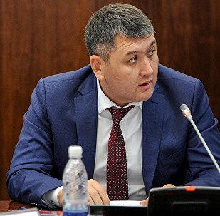 Заместитель начальника Государственной налоговой службы Кубанычбек Кумашов