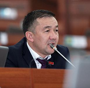 Депутат ЖК Жыргалбек Турускулов