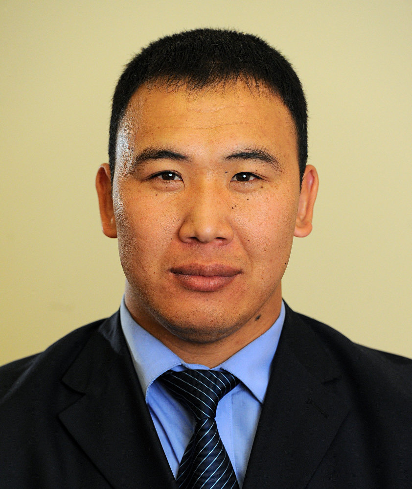 Начальник 9-й службы Государственного комитета национальной безопасности Дамир Мусакеев