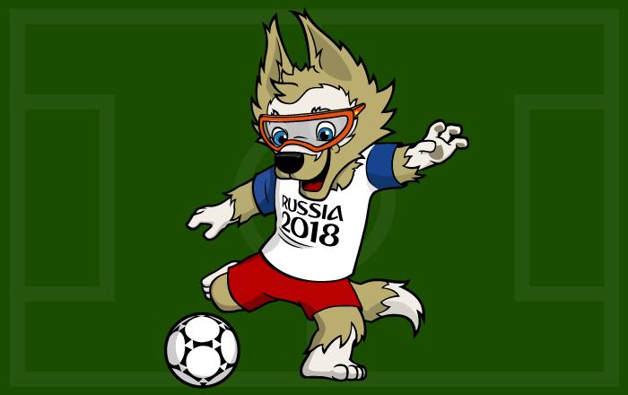 Все о талисманах Чемпионата мира по футболу — инфографика