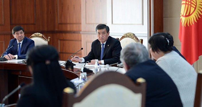 Президент Кыргызстана совершит визиты вТурцию иБрюссель