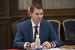 Экономика министри Артем Новиковдун архивдик сүрөтү