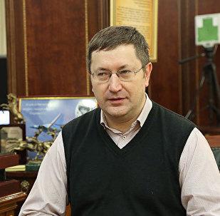 Заместитель директора Института стран Азии и Африки МГУ Андрей Карнеев