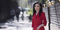 Журналист жана алып баруучу Элвира Байсаева