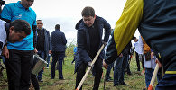 Премьер-министр Сапар Исаков ишкерлер уюштурган ишембиликке катышты