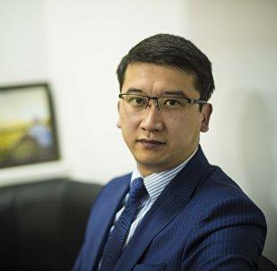 Заместитель директора Государственного агентства по делам молодежи, физической культуры и спорта Мирлан Парханов. Архивное фото