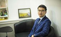 Заместитель главы Государственного агентства по делам молодежи, физической культуры и спорта Мирлан Парханов. Архивное фото