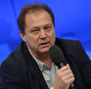 Автомобильный эксперт Игорь Моржаретто. Архивное фото