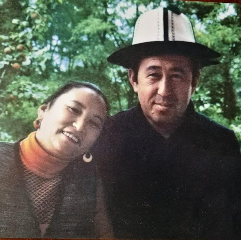 Архивные фотографии первого секретаря ЦК Компартии Кыргызстана Абсамата Масалиева
