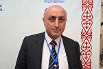 Түрк дүйнөсүндөгү муниципалитеттер кеңешинин башкы катчысы Фахри Солак