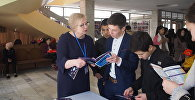 В Бишкеке открылась ярмарка-выставка вузов России. Архивное фото