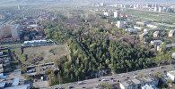 Как сейчас выглядит парк имени Ататюрка — аэросъемка
