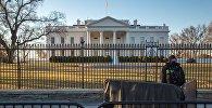 Белый дом в Вашингтоне.