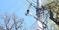 Установка камер фиксации нарушений ПДД в Бишкеке