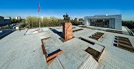 Ала-Тоо аянтындагы тарых музейи. Архив