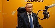 Американист, политолог, ведущий научный сотрудник Центра исследования проблем безопасности РАН Константин Блохин