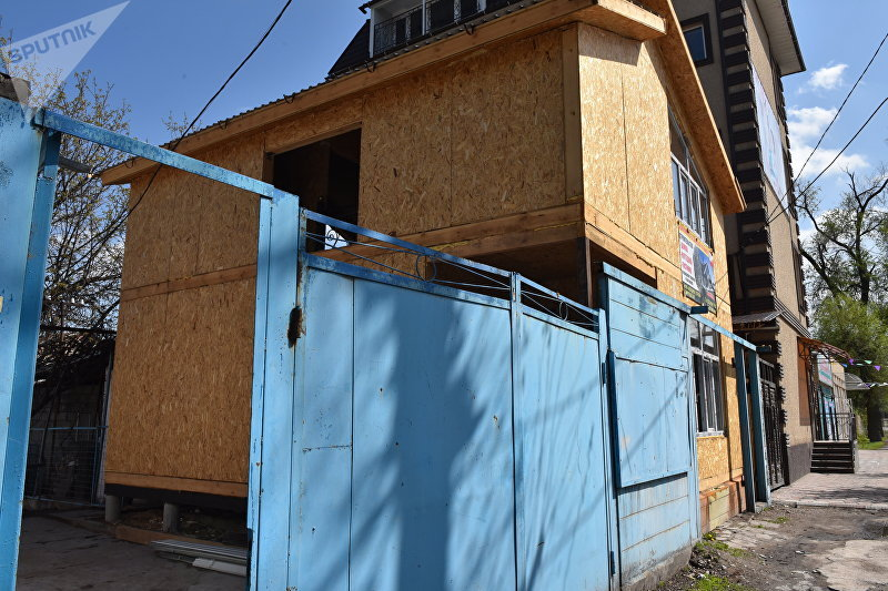 Жилой дом в Бишкеке строящийся по технологии СИП панели