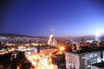 Дамаск, Сирия. 14 апрель 2018