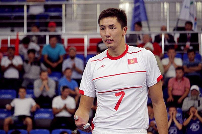 Волейболист сборной Кыргызстана Онол Каныбек уулу признан лучшим игроком отборочного раунда чемпионата мира-2018 в зоне Центральная Азия.