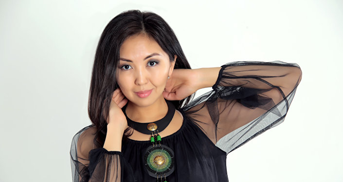 Основательница модного дома Толгонай Байра. Архивное фото
