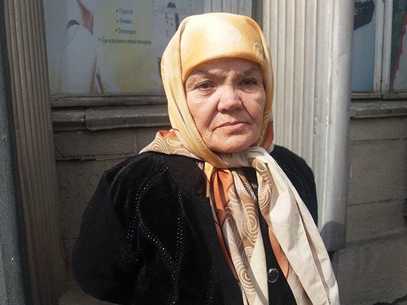 Мать обвиняемой в убийстве первой жены супруга Мамуры Кучкаровой Мукаррам