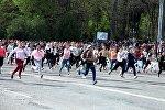 В весеннем легкоатлетическом забеге в Оше приняли участие более 3 тысяч человек