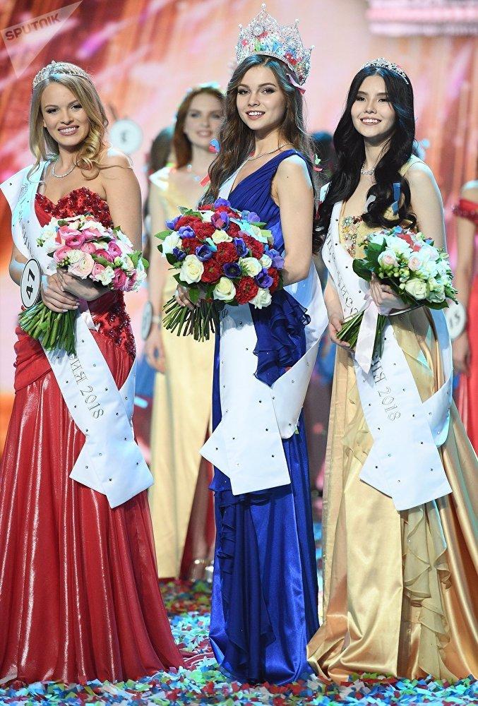 Чувашиялык 18 жаштагы Юлия Полячихина жеңүүчү аталды. Бийкечке ак алтындан жасалган таажы кийгизилип, 3 миллион рубль жана автоунаа ыйгарылды