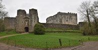 Замок Берри Поумрой. Архивное фото