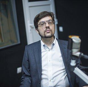 Глава Евразийского аналитического клуба Никита Мендкович. Архивное фото
