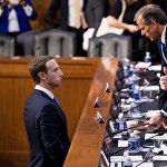Facebook социалдык тармагынын негиздөөчүсү Марк Цукерберг 87 миллионго жакын адамдын жеке маалыматы сыртка чыгып кеткени боюнча АКШнын конгрессинин алдында көрсөтмө берди