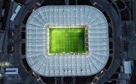 Футбольный стадион Ростов Арена в Ростове-на-Дону. Архивное фото